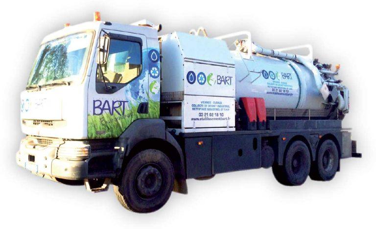 Camion Bart Environnement